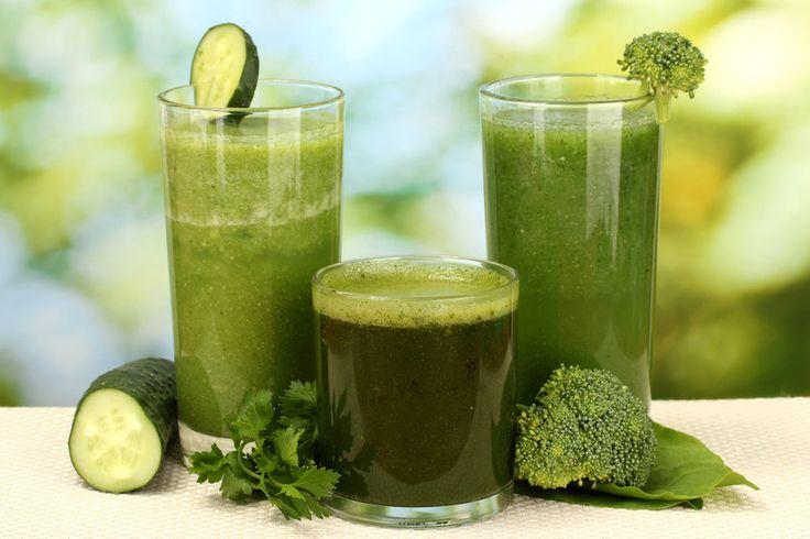 3 Yummy Green Juice Recipes To Convert Skeptics