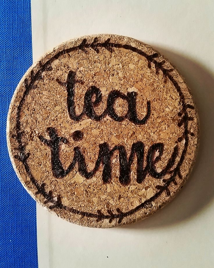 You know who would love this trinket? Nan. Or mom. Or maybe even yourself. Who can argue when your coaster tells you it's tea time. Get yours for $5.50 at Throw Your Glitter!