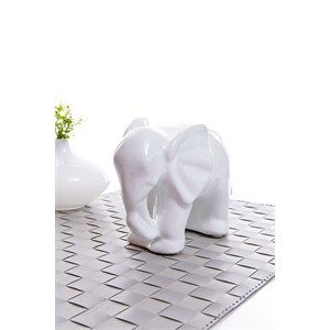 Beyaz Orta Boy Fil #hepsiburada #homedecoration #design #livingroom #homedesign #inspiration
