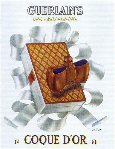 * Coque d'Or Guerlain 1939 - Darcy