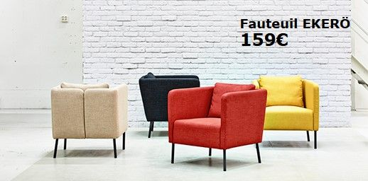 Top 13 ideas about ikea on pinterest canapes ikea and places - Fauteuil 1 place ikea ...