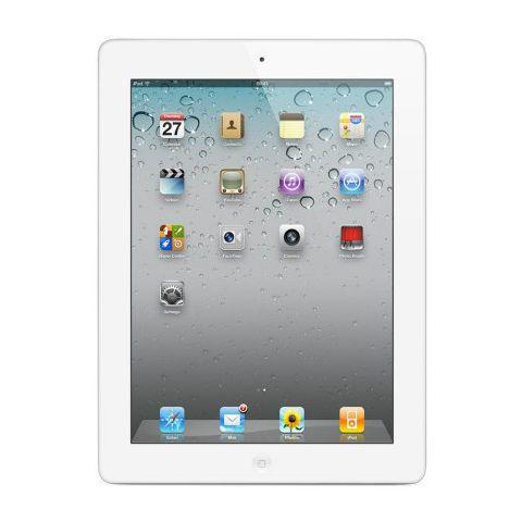 Apple iPad2 (MC979NF/A) Blanc pas cher prix promo Auchan 389.00 € TTC
