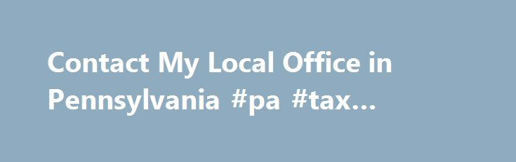 Contact My Local Office in Pennsylvania #pa #tax #attorney http://raleigh.nef2.com/contact-my-local-office-in-pennsylvania-pa-tax-attorney/  # Related Items Like – Click this link to Add this page to your bookmarks Share – Click this link to Share this page through email or social media Print – Click this link to Print this page Contact My Local Office in Pennsylvania Nearly every tax issue can now be resolved online or by phone from the convenience of your home or office. Through IRS.gov…