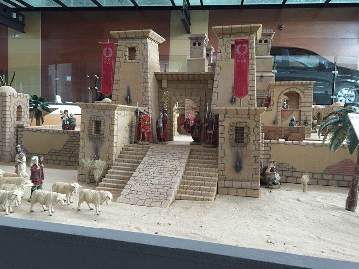 Legionarios Romanos en Jerusalém