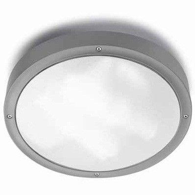 Basic taklampe, Sølvgrå, Ø: 30 cm