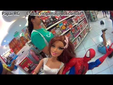 Spiderman Barbie Noiva Poison Carro Controle Remoto Garagem SA #brinquedo #brinquedos #toys #toy #kids #giocattolo #giocattoli #jouet #jouets #juguete #amor #love #deus #god #dios #jesus  #niños #baby #child #pai  #Barbie #Lego #Imaginext #Marvel #Mattel #Disney #boneca #boneco #doll #dolls   #Baby #Papa #Mama #Familie #vater #Puppe  #juguete #Juguetes #niño #niños  #muñeca #muñecas #muñeco #muñecos    #pegadinha  #brincadeira  #motivação #motivation   https://youtu.be/QJOFoSSEc9I