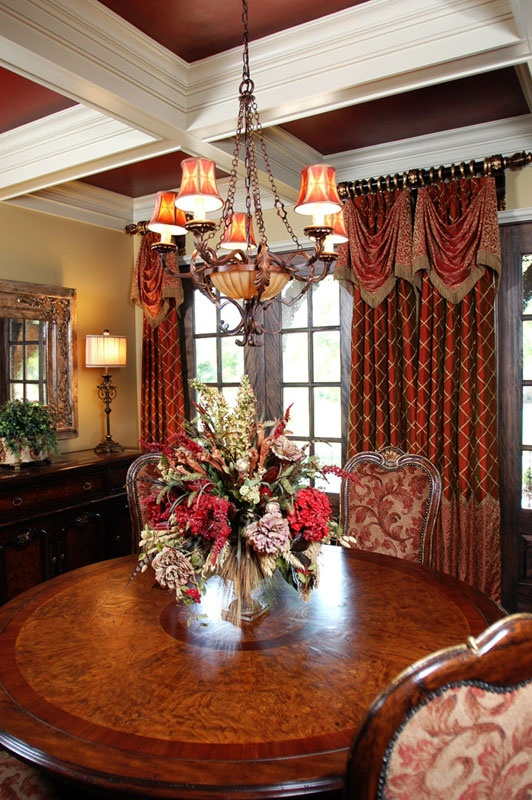Elegant Dining Rooms See More MFay Patterns