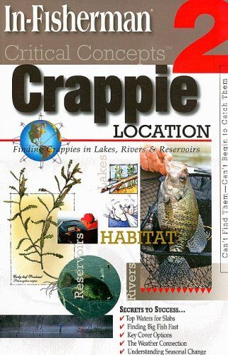 Great Critical Concepts Crappie Location Critical Concepts In Fisherman
