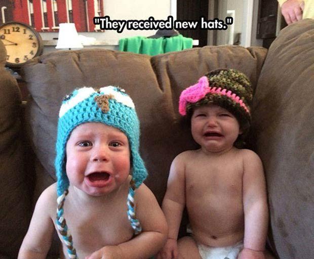Kids Crying – 28 Funni Pics