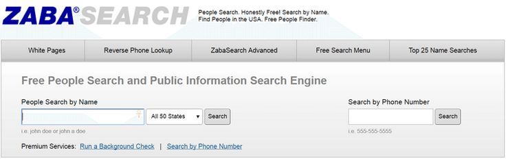 Controversial, Yet Effective: How to Find People With Zabasearch