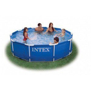 Intex – Piscines Hors Sol Intex – Piscine Métal Frame: Price:128.09Piscine Metal Frame 3.05 x 0.76 m Source