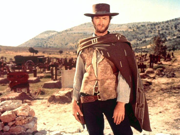 A Fistfull of Dollar (Für eine handvoll Dollar), Clint Eastwood 1964