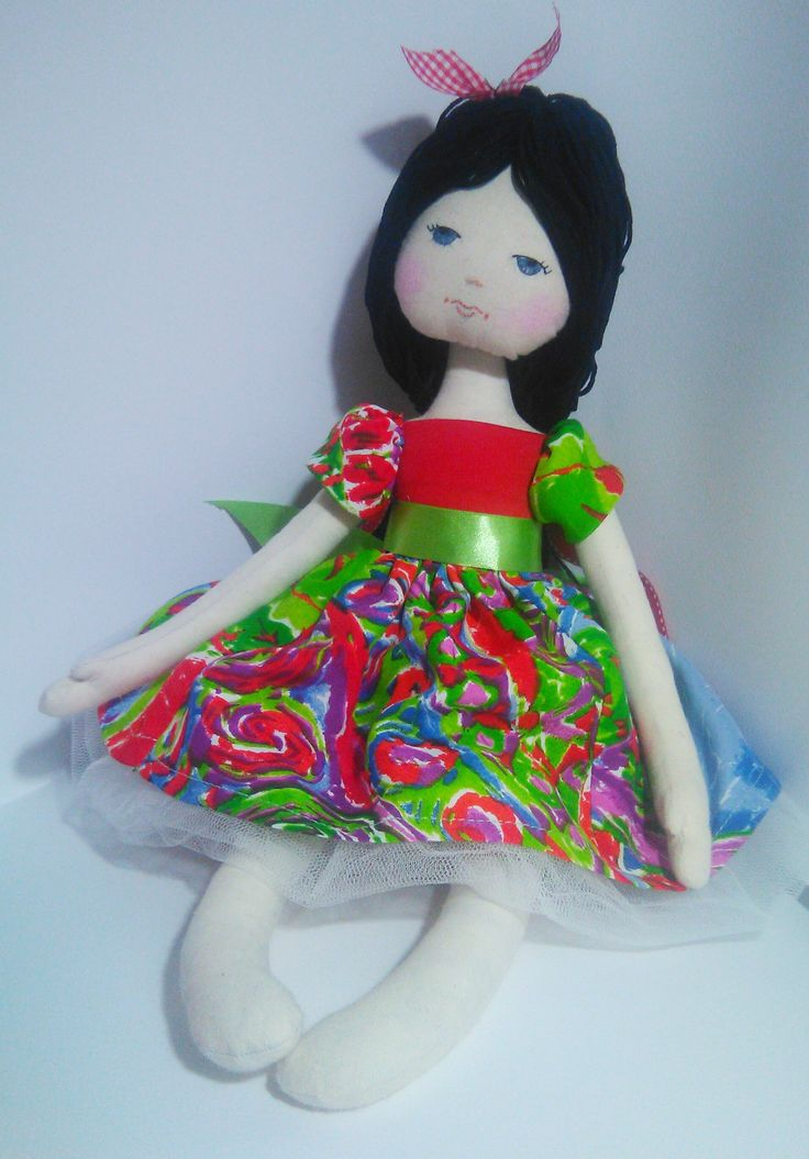 και η Μόνα Λίζα  από την teapot (handmade creatures)