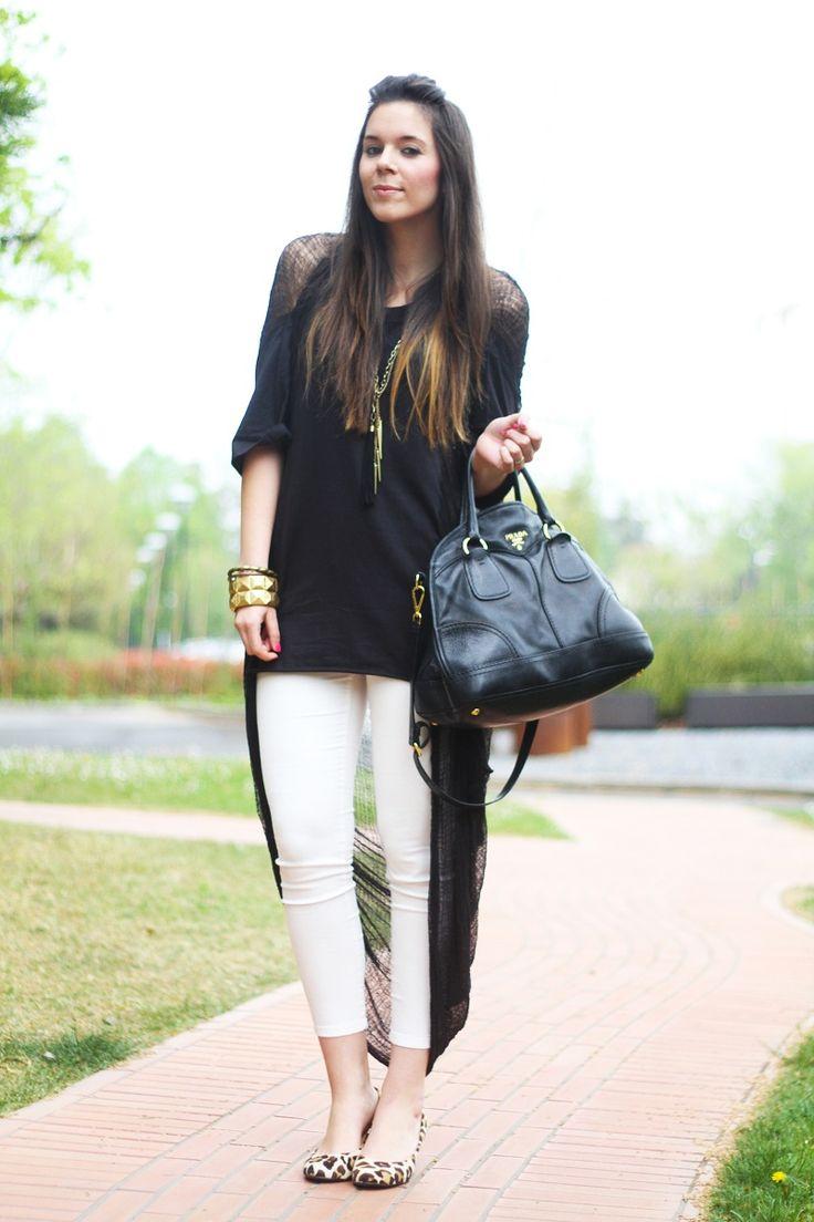 Irene bianco nero