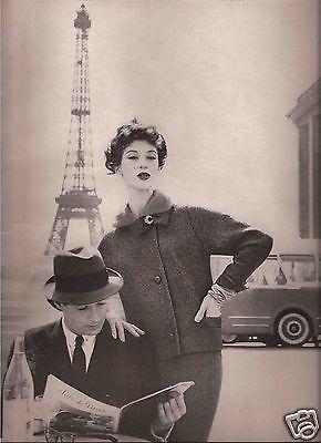 50-039-s-Arpege-Perfume-amp-Dan-Millstein-in-Paris-3-Page-Advertisements-1957 Barbara Mullen
