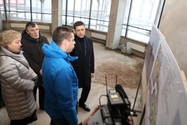 Администрация Псковской области и ПсковГУ не в курсе, что конкурс по выбору подрядчика кампуса уже прошёл