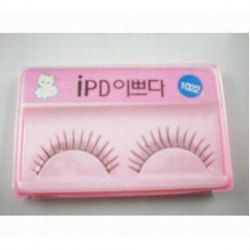 $2.15 Korean Fashion and Hot Sale Professional Makeup Party Thick Artificial Eyelashes (A Pair)