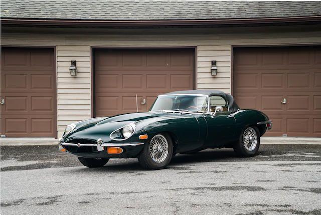 <b>1970 Jaguar E-Type Series 2 4.2 Liter Roadster</b><br />Chassis no. 1R 13285<br />Engine no. 7R 12119-9