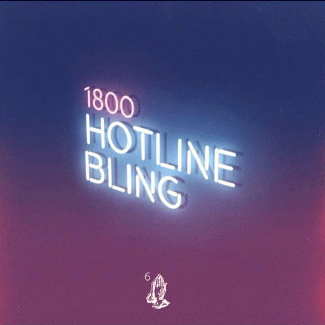 "As Drake mentioned at #ACLFestival last weekend, The ""HOTLINE BLING"" will be…"