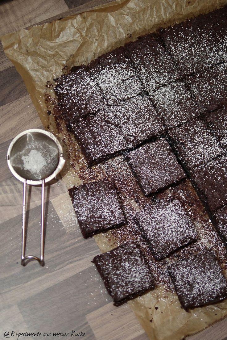 Experimente aus meiner Küche: Lebkuchenbrownies