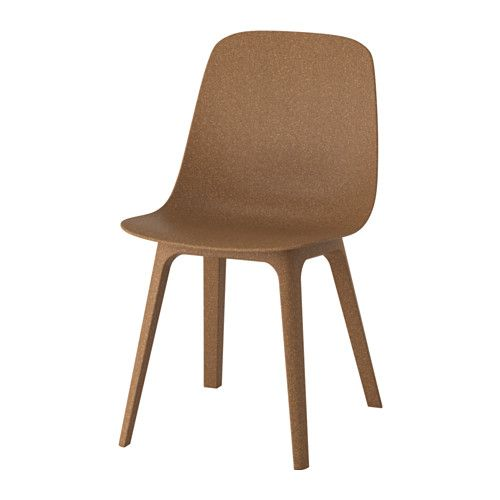 ODGER Chair IKEA Comfortable to sit on thanks to the bowl-shaped seat and rounded shape of the backrest.