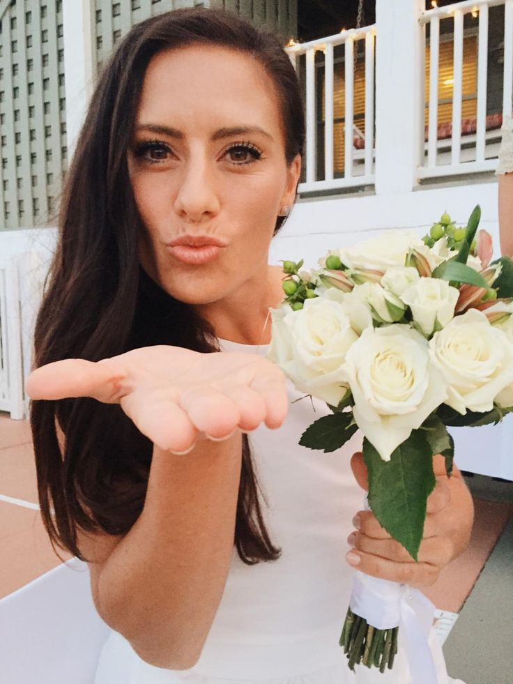 Ali krieger wedding