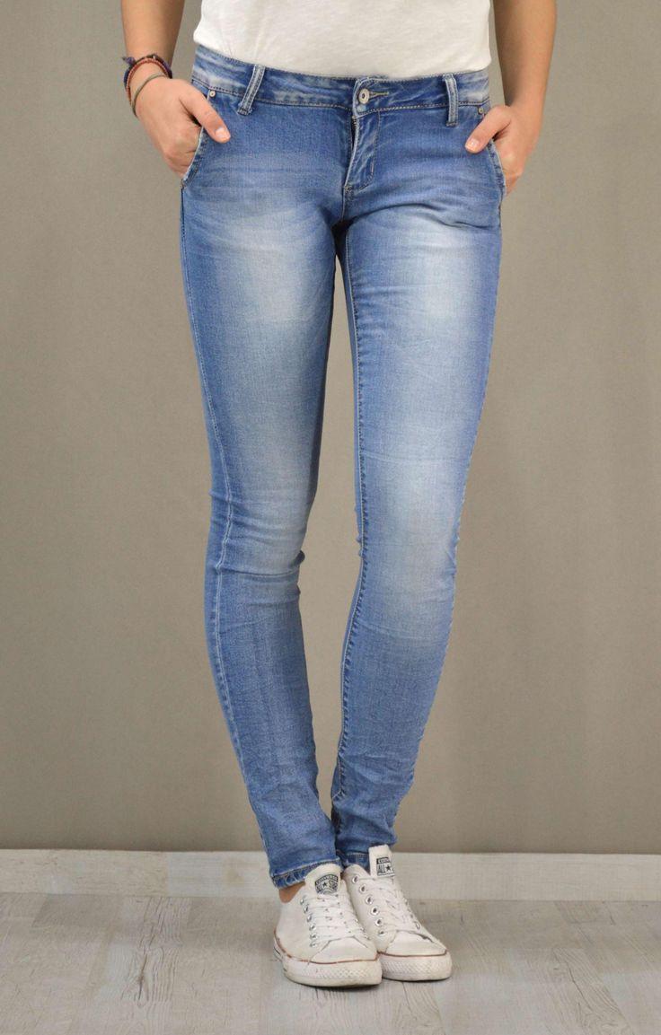 Γυναικείο παντελόνι τζίν skinny | Γυναίκα - Jeans & Denims -