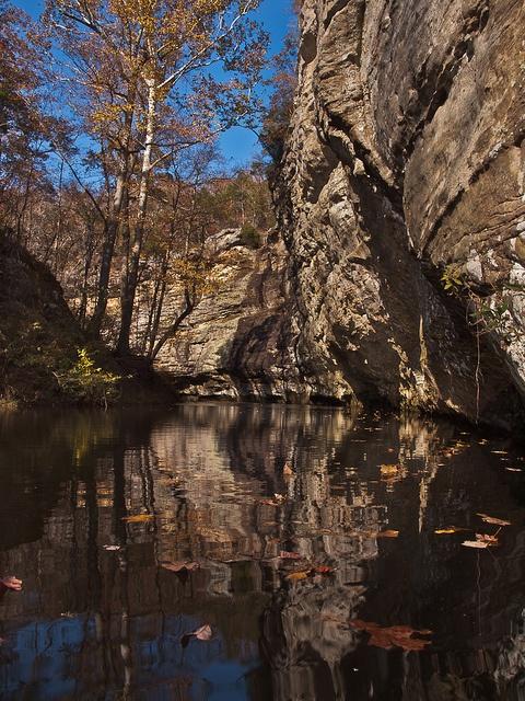 Lusk Creek Canyon