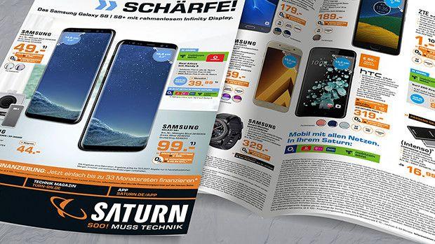 Neue Nachricht: Nintendo Switch Bose Boxen und mehr: Das bringt der neue Saturn-Flyer - http://ift.tt/2pj3O4P