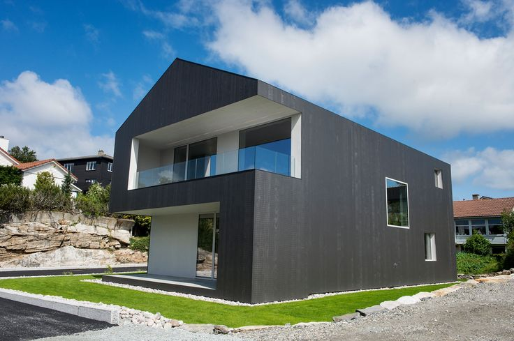 Singelfamily house  Built: 2015 Architect: Marita Hamre