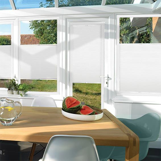 DuoLight Bright White PerfectFIT Thermal Blind%20from%20Blinds%202go