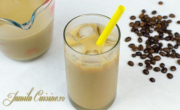 Cafea rece / Ice coffee – reteta video