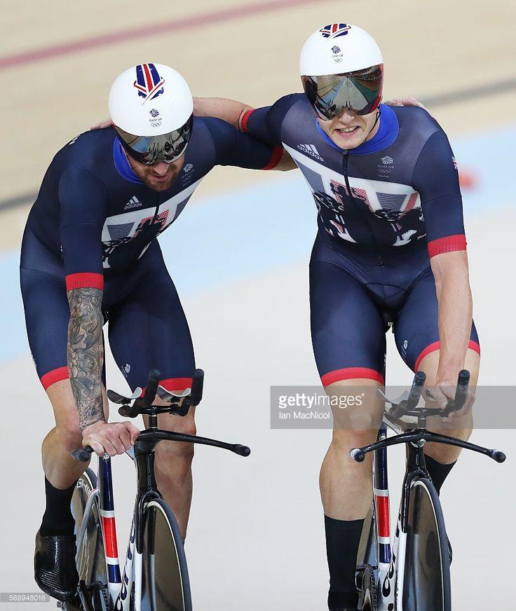 Steven Burke - Cycling. Men's Track.
