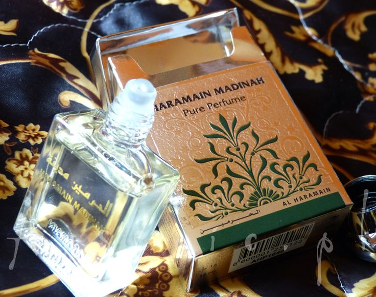 Al Haramain Madinah i Musk od perfumerii Yasmeen