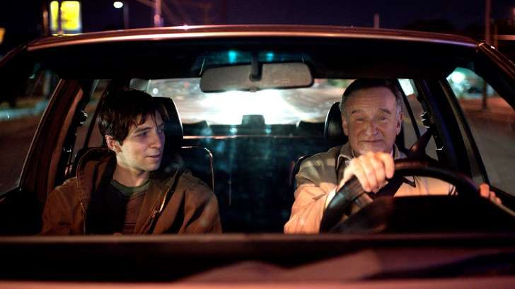 Robin Williams' Last Film 'Boulevard' Headed To U.S. Theaters Via Starz Digital