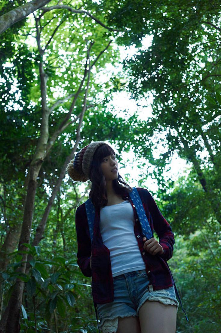 美女とエロと、ときどきネタ — 46wallpapers: Nanase Nishino - WYJ Part 5/8