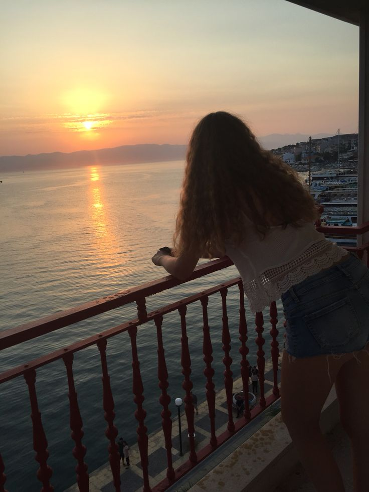 #sunset#cesme