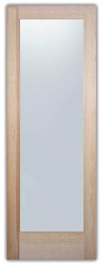 Interior Glass Doors, Glass Front Doors, Custom Door Designer