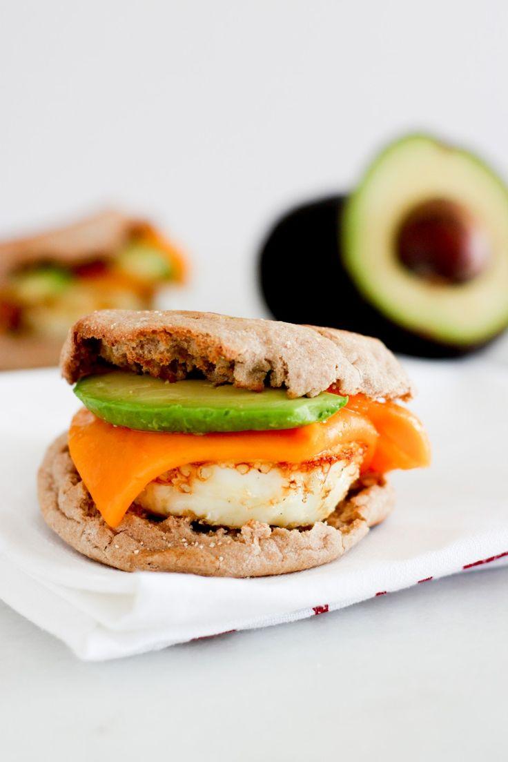 Simple Egg Sandwiches ‹ Hello Healthy