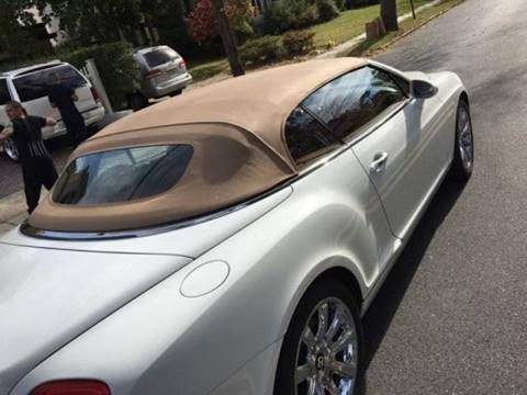 2008 Bentley Continental GTC for sale in Beverly Hills, CA