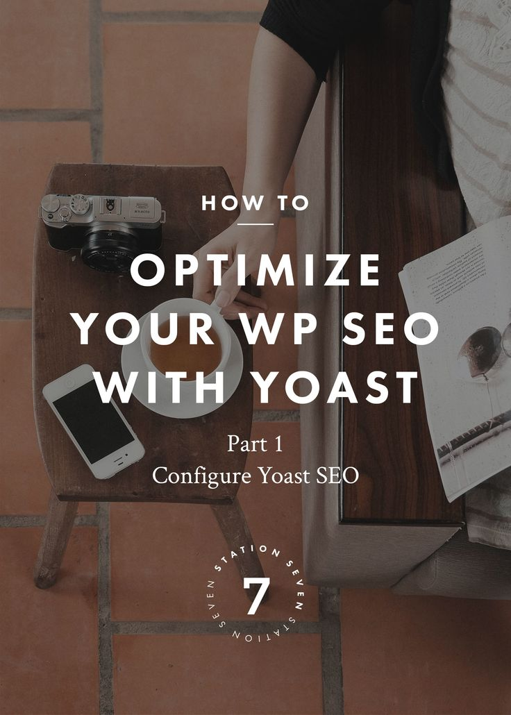 How to Optimize Your WordPress Site with Yoast SEO. Learn how to configure the Yoast SEO settings so you can get the most out of this helpful plugin!