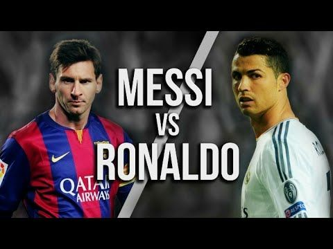 Just posted! Messi Vs C.Ronaldo- Amazing skills show- HD https://youtube.com/watch?v=Fqn_4ocPSOU