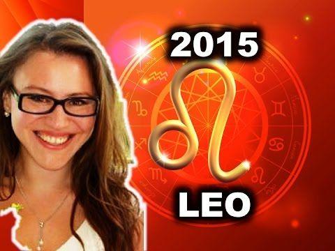 LEO 2015 Horoscope with Astrolada