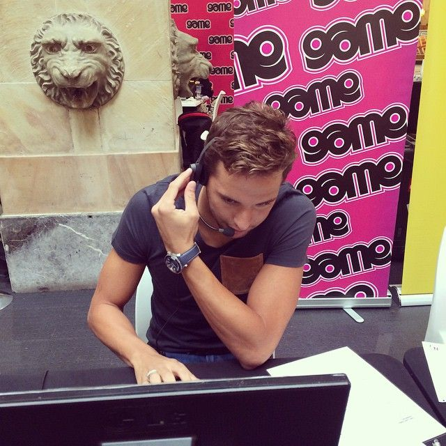 Chad le Clos is now manning the phone lines. Give him a call for #ECRToyStory Corporate Day and pledge on 031-265-0147