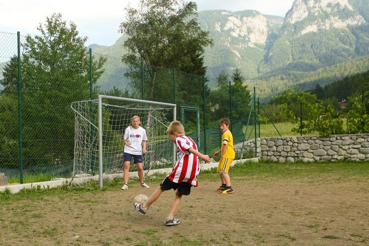 Football field - Campo da calcio