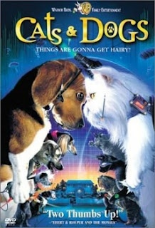 Cats and Dogs (2001)Alec Baldwin, Cat And Dogs Movie, Tobey Maguire, Kids Movie, Dogs Full, Jeff Goldblum, Cat Dogs, Dogs 2001, Dogs Widescreen
