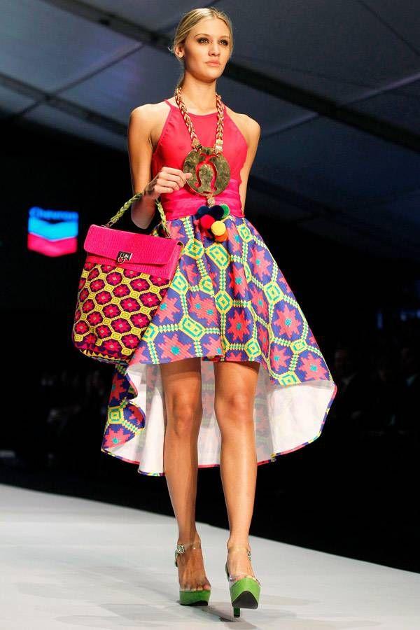 View Bogota Fashion Week Pics on TOI Photogallery
