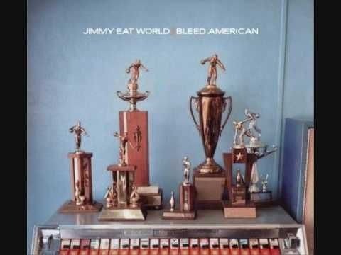 JIMMY EAT WORLD _ The authority song, love love love this song!! and the band =)