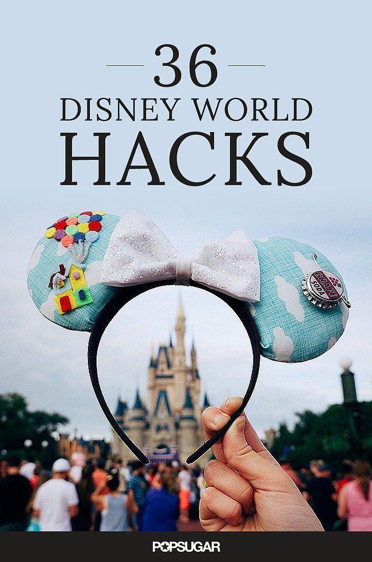36 Disney World Hacks, die Ihre Reise noch magischer machen