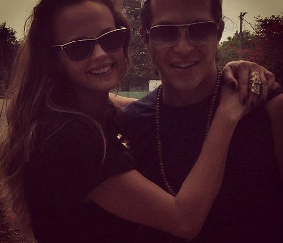 Shaila Dúrcal celebra su sexto aniversario de boda con Dorio Ferreira, su 'maravilloso marido'